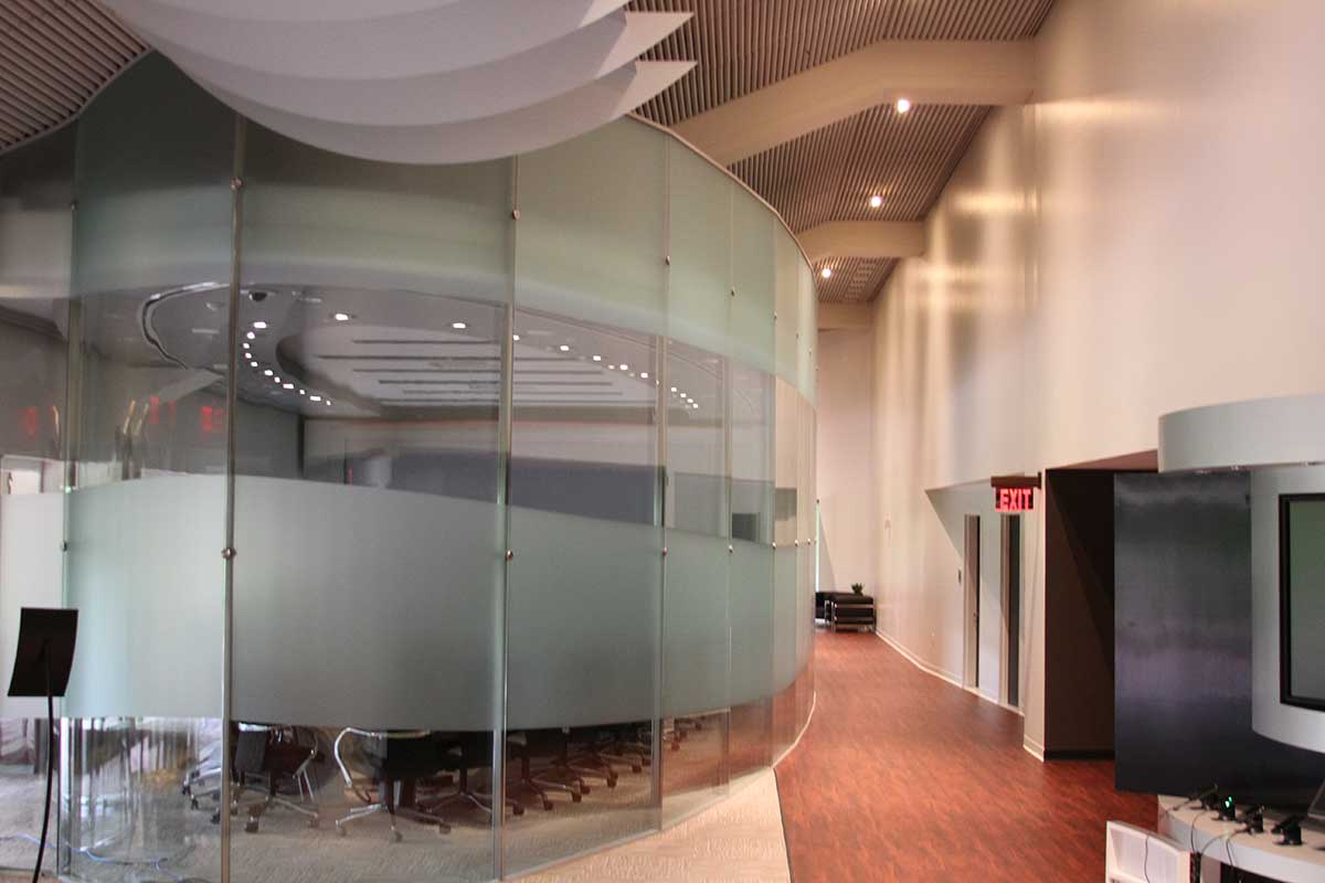 High Wall Partition Systems for Large Spaces
