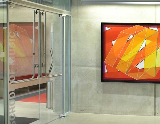 The Best Commercial Glass Swing Door Solution