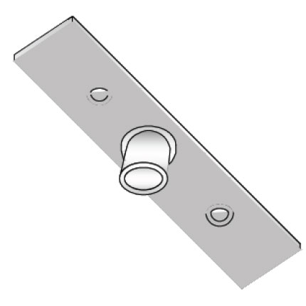 Pivot Door Top Free Swing Pivot