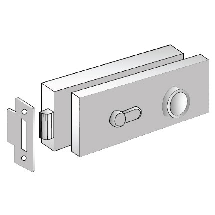 Lock Center Mount