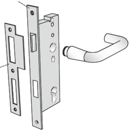 Lever Latch And Handle