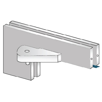 Transom Offset Patch Fitting