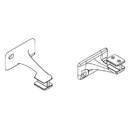 Wall Fixing Terminal Support